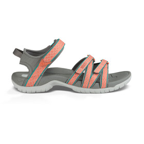 Teva W's Tirra Sandals Buena Deep Sea Coral